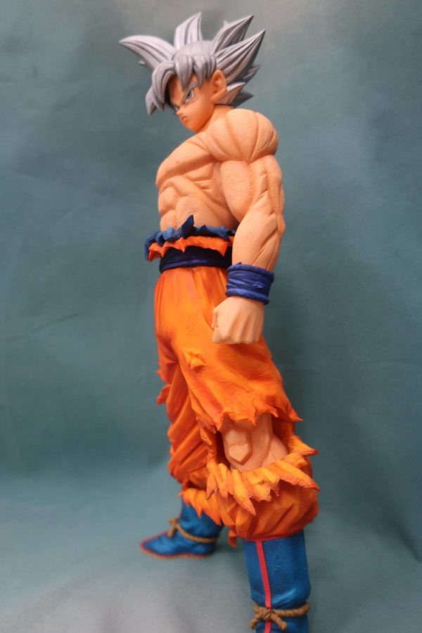 SON GOKU ULTRA INSTINCT GRANDISTA FIGURINE DBZ RESOLUTION OF SOLDIERS 28 CM (5) 3296580813247 kingdom-figurine.fr