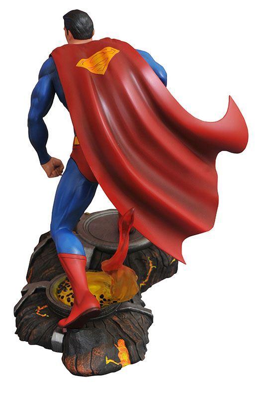SUPERMAN STATUE - DC GALLERY - DIAMOND SELECT TOYS - 25 CM – (1) - 699788828182 – kingdom-figurine.fr