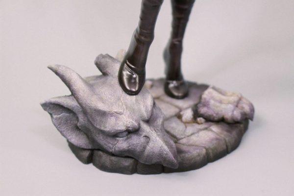 VAMPIRELLA (ZOW) STATUE – 1-6 - MAMEGYORAI - DYNAMITE ENTERTAINMENT - 28 CM – (6) - 725130258281 – kingdom-figurine.fr