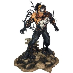 VENOM STATUE - MARVEL GALLERY - DIAMOND SELECT TOYS - 23 CM – (1) - 699788816097 – kingdom-figurine.fr