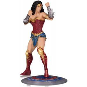WONDER WOMAN STATUE DC CORE DC COLLECTIBLES 22 CM 761941354361 kingdom-figurine.fr