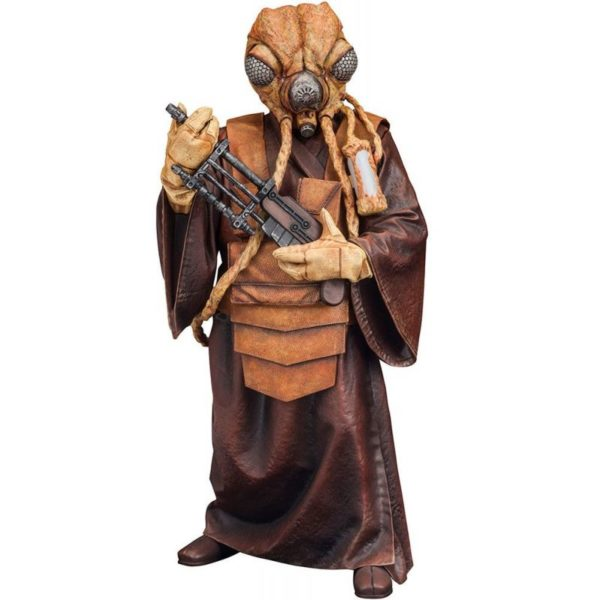ZUCKUSS BOUNTY HUNTER STATUE - ARTFX+ - 1-10 - STAR WARS - KOTOBUKIYA - 17 CM – (1) - 4934054903856 – kingdom-figurine.fr