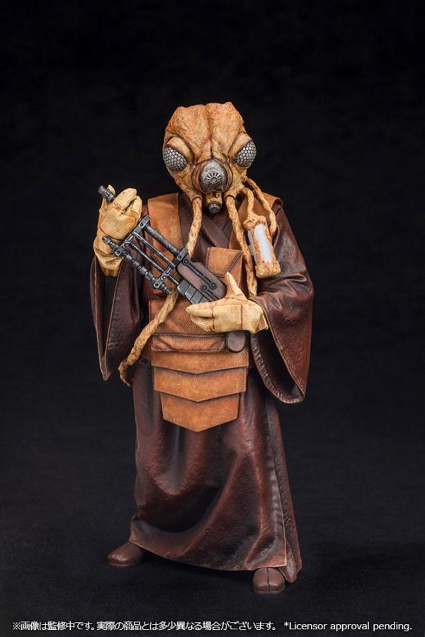 ZUCKUSS BOUNTY HUNTER STATUE - ARTFX+ - 1-10 - STAR WARS - KOTOBUKIYA - 17 CM – (2) - 4934054903856 – kingdom-figurine.fr