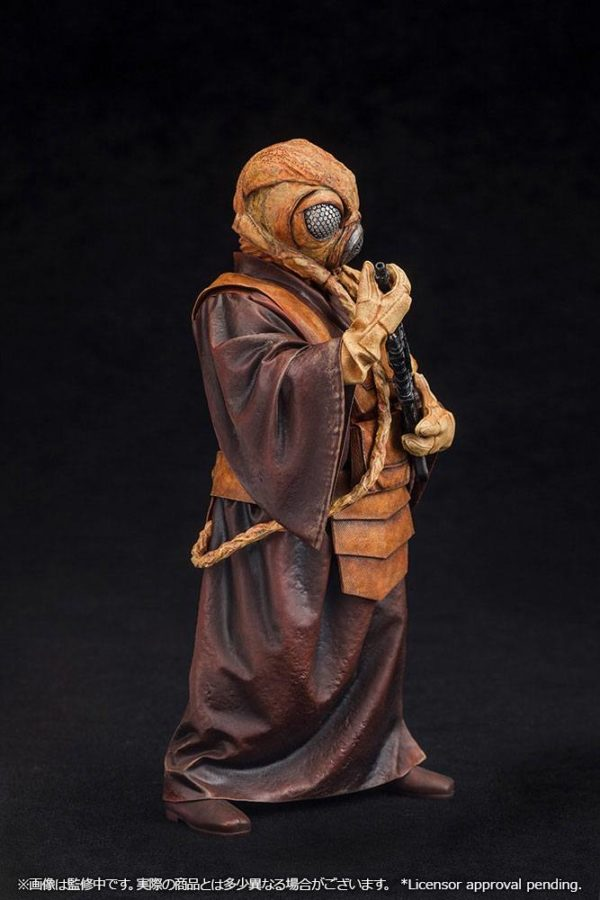 ZUCKUSS BOUNTY HUNTER STATUE - ARTFX+ - 1-10 - STAR WARS - KOTOBUKIYA - 17 CM – (4) - 4934054903856 – kingdom-figurine.fr