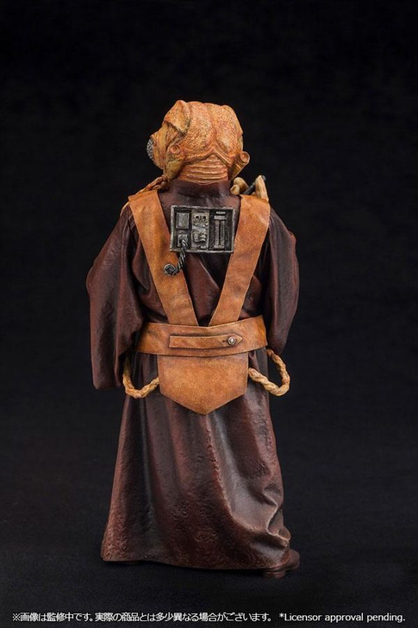 ZUCKUSS BOUNTY HUNTER STATUE - ARTFX+ - 1-10 - STAR WARS - KOTOBUKIYA - 17 CM – (6) - 4934054903856 – kingdom-figurine.fr