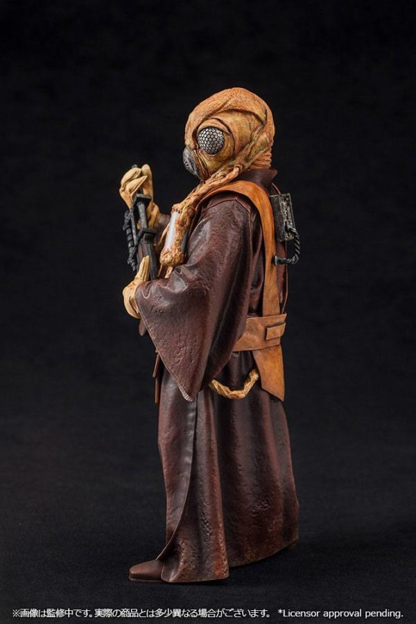 ZUCKUSS BOUNTY HUNTER STATUE - ARTFX+ - 1-10 - STAR WARS - KOTOBUKIYA - 17 CM – (7) - 4934054903856 – kingdom-figurine.fr