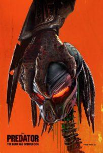 The Predator au cinéma le 17 octobre