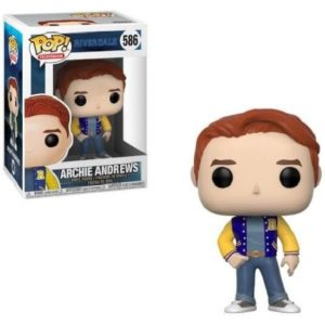 ARCHIE ANDREWS FIGURINE RIVERDALE POP TV 586 FUNKO 889698259125 kingdom-figurine.fr