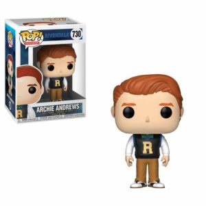 ARCHIE ANDREWS FIGURINE RIVERDALE POP TV 730 FUNKO 889698344555 kingdom-figurine.fr