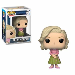 BETTY COOPER FIGURINE RIVERDALE POP 731 FUNKO 889698344579 kingdom-figurine.fr