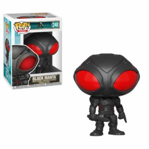 BLACK MANTA FIGURINE AQUAMAN MOVIES FUNKO POP HEROES 248 – 889698311830 – kingdom-figurine.fr