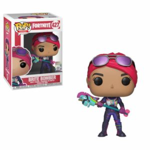 BRITE BOMBER FIGURINE FORTNITE POP GAMES 427 FUNKO 889698367219 kingdom-figurine.fr