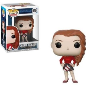 CHERYL BLOSSOM FIGURINE RIVERDALE POP TV 590 FUNKO 889698259088 kingdom-figurine.fr