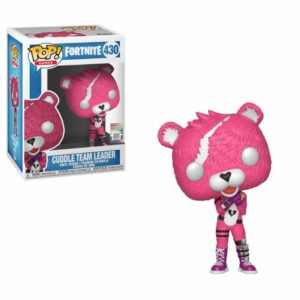 CUDDLE TEAM LEADER FIGURINE FORTNITE POP GAMES 430 FUNKO 889698357050 kingdom-figurine.fr