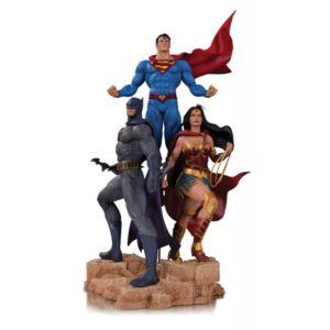 DC TRINITY BY JASON FABOK STATUE DC DESIGNER SERIES 49 CM (1) 761941351858 kingdom-figurine.fr