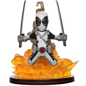 DEADPOOL X-FORCE VARIANT FIGURINE MARVEL Q-FIG QUANTUM MECHANIX 15 CM (1Bis) 812095021767 kingdom-figurine.fr