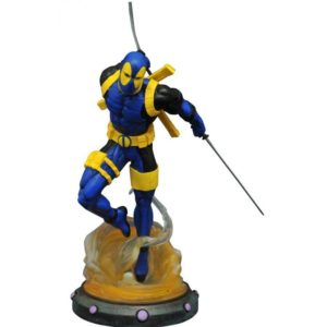 DEADPOOL X-MEN VARIANT STATUE MARVEL GALLERY SDDC 2017 EXCLUSIVE DIAMOND SELECT TOYS 25 CM 699788822951 kingdom-figurine.fr