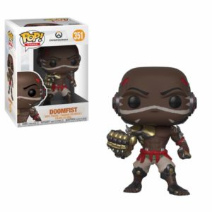 DOOMFIST FIGURINE OVERWATCH FUNKO POP GAMES 351 – 889698322829 – kingdom-figurine.fr