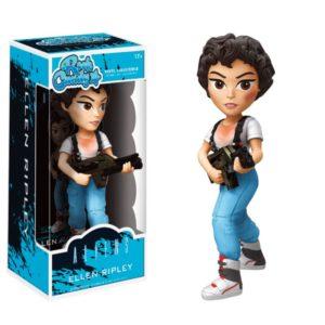 ELLEN RIPLEY FIGURINE ALIENS ROCK CANDY FUNKO 13 CM 889698138543 kingdom-figurine.fr