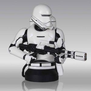 FLAMETROOPER FIRST ORDER BUSTE STAR WARS EPISODE VII GENTLE GIANT 16 CM 814176021291 kingdom-figurine.fr