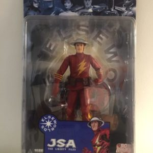 FLASH FIGURINE ELSEWORDS SERIES 4 JSA The Liberty Files DC DIRECT (1) 761941260068 kingdom-figurine.fr