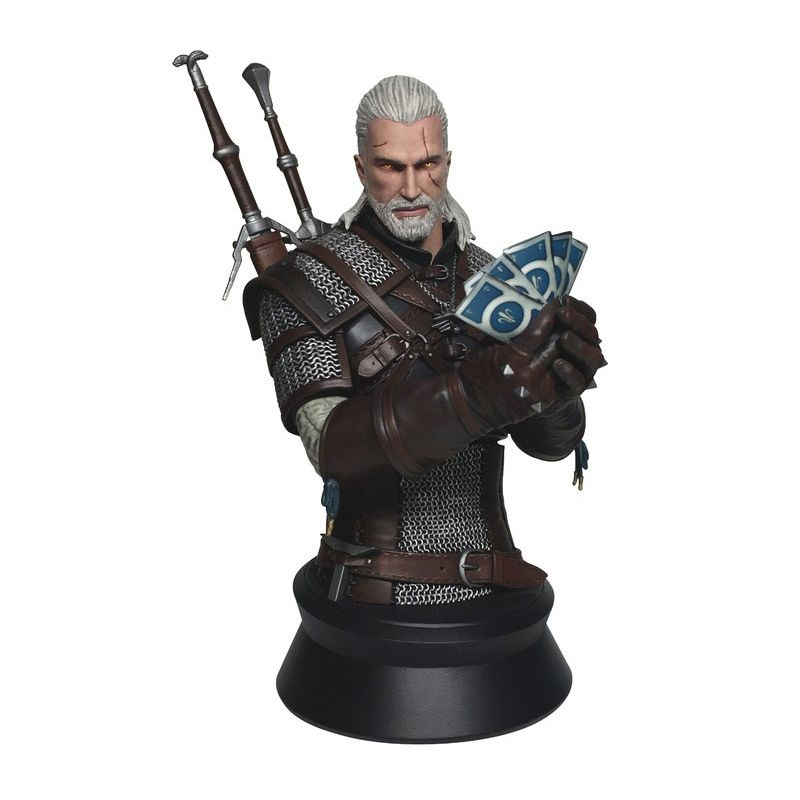 Buste Geralt de RIv