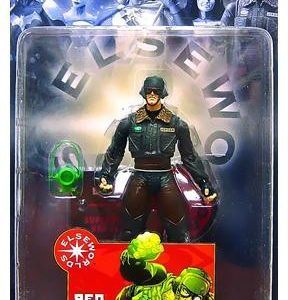 GREEN LANTERN RED SON FIGURINE ELSEWORLDS SERIES 3 DC DIRECT 761941258058 kingdom-figurine.fr