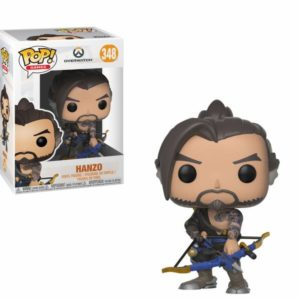 HANZO FIGURINE OVERWATCH FUNKO POP GAMES 348 – 889698322720 – kingdom-figurine.fr