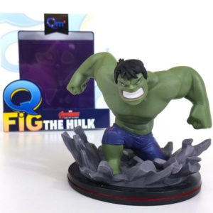 HULK FIGURINE MARVEL Q-FIG QUANTUM MECHANIX 9 CM (3) 812095021934 – kingdom-figurine.fr