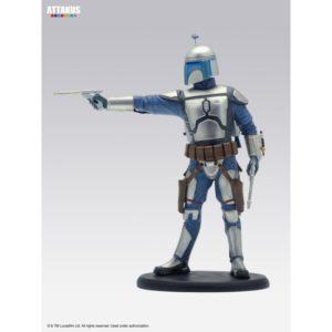 JANGO FETT STATUETTE STAR WARS ELITE COLLECTION ATTAKUS 19 CM (1) 3700472003512 kingdom-figurine.fr