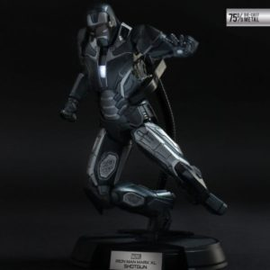 MARK 40 SHOTGUN FIGURINE DIECAST AVENGERS AGE OF ULTRON COMICAVE 20 CM (1) 8886413933263 kingdom-figurine.fr