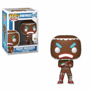 MERRY MARAUDER FIGURINE FORTNITE POP GAMES 433 FUNKO 889698348805 kingdom-figurine.fr