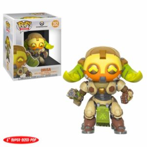 ORISA FIGURINE OVERWATCH FUNKO SUPER SIZED POP GAMES 352 – 889698322805 – kingdom-figurine.fr