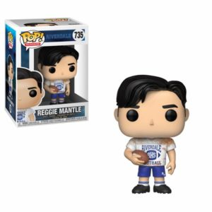 REGGIE MANTLE FIGURINE RIVERDALE POP TV 735 FUNKO 889698344609 kingdom-figurine.fr