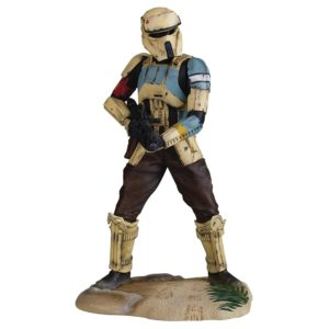 SHORETROOPER STATUE STAR WARS ROGUE ONE COLLECTOR GALLERY GENTLE GIANT 22 CM (1) 814176022076 kingdom-figurine.fr