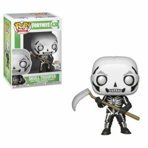 SKULL TROOPER FIGURINE FORTNITE POP GAMES 438 FUNKO 889698344708 kingdom-figurine.fr