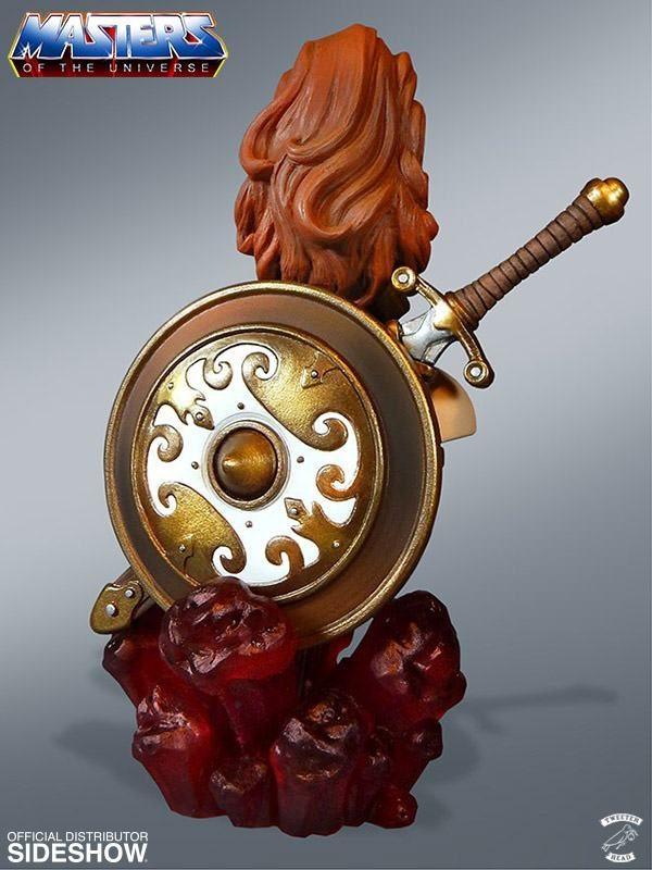 TEELA BUSTE LES MAÎTRES DE L'UNIVERS TWEETERHEAD 18 CM (3) 040232262982 kingdom-figurine.fr