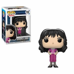 VERONICA LODGE FIGURINE RIVERDALE POP TV 732 FUNKO 889698344562 kingdom-figurine.fr