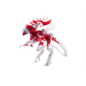 ALIEN QUEEN FIGURINE ALIENS BLOOD SPLATTER EXCLUSIVE NYCC 2016 RE-ACTION SUPER7 (1) 889698116114 kingdom-figurine.fr