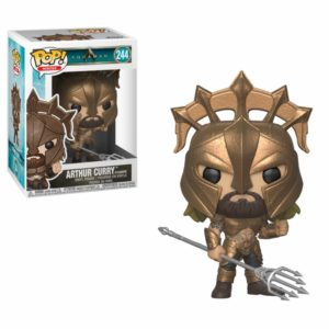 ARTHUR CURRY GLADIATOR FIGURINE AQUAMAN POP HEROES 244 FUNKO 889698311762 kingdom-figurine.fr