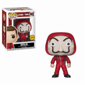 BERLIN FIGURINE LA CASA DE PAPEL CHASE EDITION FUNKO POP TV 743 – 889698344982 – kingdom-figurine.fr (2)
