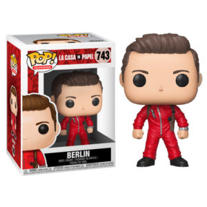 BERLIN FIGURINE LA CASA DE PAPEL FUNKO POP TV 743 – 889698344982 - kingdom-figurine.fr