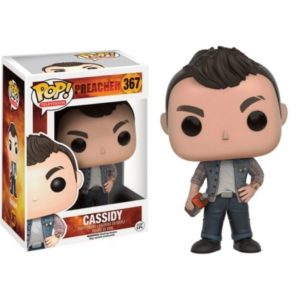 CASSIDY FIGURINE PREACHER POP TV 367 FUNKO 889698111539 kingdom-figurine.fr