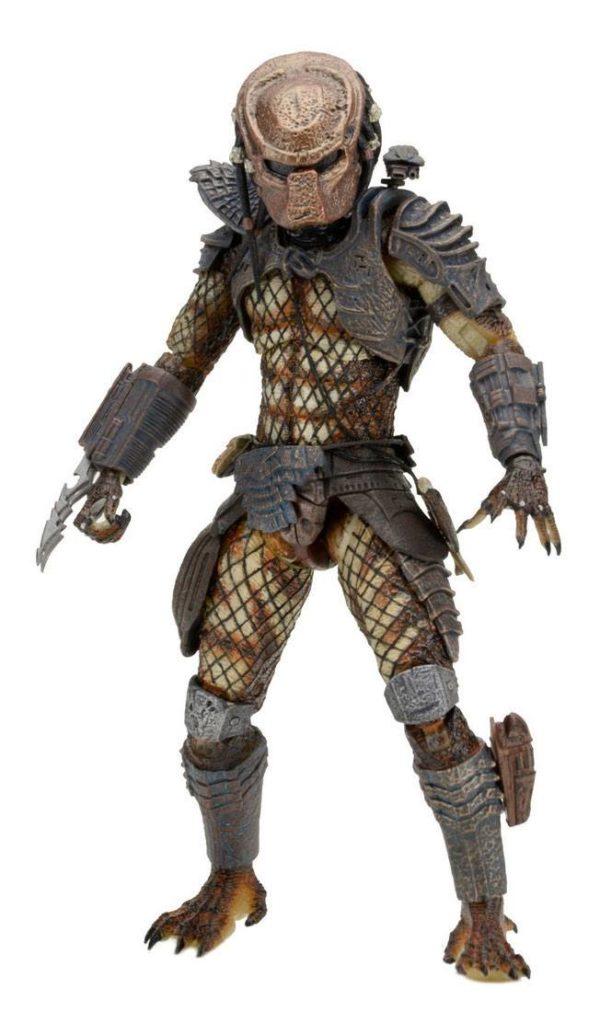 CITY HUNTER PREDATOR ULTIMATE FIGURINE PREDATOR 2 NECA 18 CM (1) 634482515495 kingdom-figurine.fr