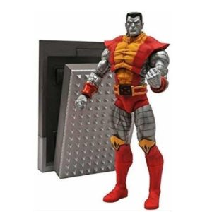 COLOSSUS FIGURINE MARVEL DIAMOND SELECT TOYS 20 CM (1) 699788722558 kingdom-figurine.fr