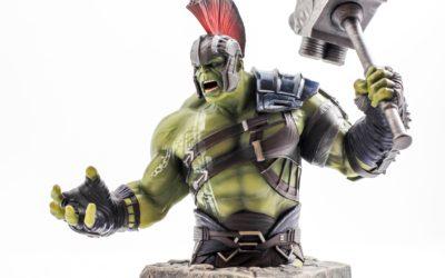 Faites votre choix parmi 14 figurines Hulk