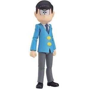 KARAMATSU MATSUNO FIGURINE OSOMATSU-SAN FIGMA ORANGE ROUGE 12 CM (1) 4545784064207 kingdom-figurine.fr