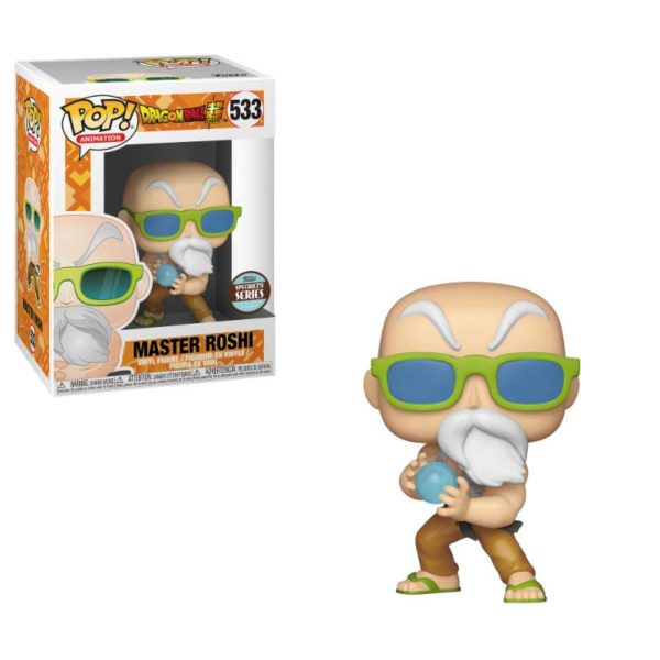 MASTER ROSHI (MAX POWER) FIGURINE DBZ SPECIALTY SERIES FUNKO POP ANIMATION 533 – 889698366076 – kingdom-figurine.fr
