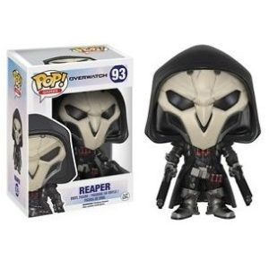 REAPER FIGURINE OVERWATCH POP GAMES 93 FUNKO (1) 849803092993 kingdom-figurine.fr