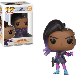 SOMBRA FIGURINE OVERWATCH POP GAMES 307 FUNKO (1) 889698290517 kingdom-figurine.fr